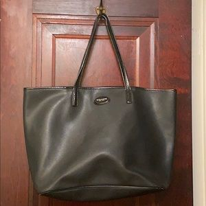 Coach New York METRO LEATHER TOTE